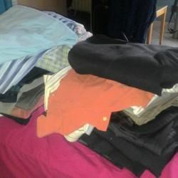 Camicie, abiti, pantaloni uomo €50 - Castelletto, Piemonte, Italy 9...