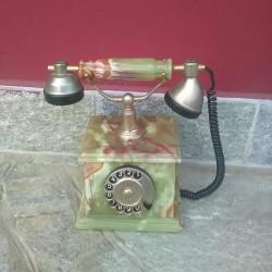 Telefono €200 - Alba Tel vintage in marmo e ottone...