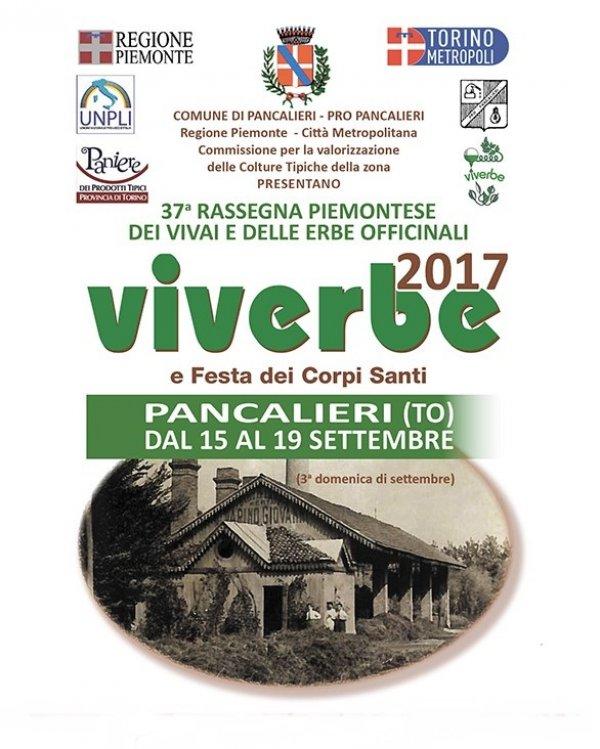 Viverbe 2017 a Pancalieri