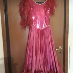 vestito da balli standard €2,000 - Savigliano Vestito da competizione...