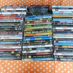 Oltre 100 DVD e BLU-RAY a scelta cartoni,horror,azione,thriller,giallo,commedia,romantico,fantasy €1 -...