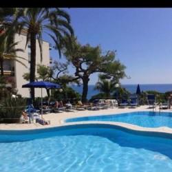 Sanremo - zona residenziale - bilocale con giardino - affittasi...