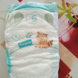 20 pannolini PAMPERS €5 - Fossano TG.5