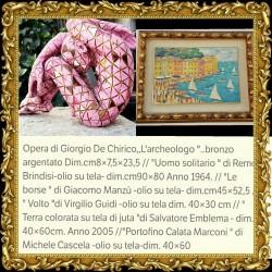 Quadri e sculture originali €1 - Cuneo