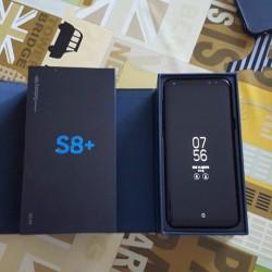 Samsung s8 plus 2 mesi di vita..vendo o scambio con...