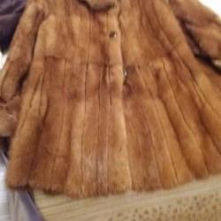 Pelliccia in visone €300 - Cuneo Vendo giacca in visone...