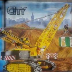 Gru Lego City €35 - Cuneo Gru Lego City completa...