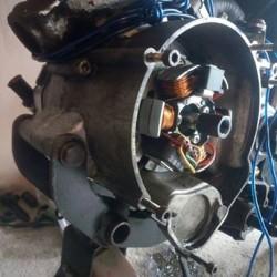 Motore am6 €230 Motore completo originale funzionale più motore am3...