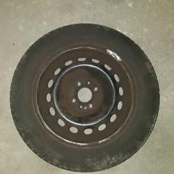 4 cerchi in ferro per Fiat punto seconda serie €50...