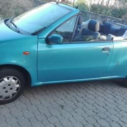 Vendo fiat punto cabrio , meccanica e carrozzeria perfetta ,...
