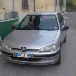 Peugeot 105 €600 - Cengio Macchina a benzina ben tenuta...