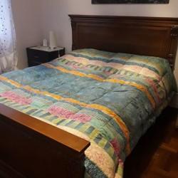 Struttura letto legno €100 - Mondovì, Piemonte Struttura letto in...