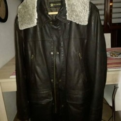 Giaccone in pelle €179 - Busca Giaccone in pelle, come...