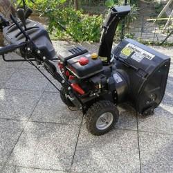 Lancianeve a benzina €600 - 12100 Avviamento elettrico più strappo....
