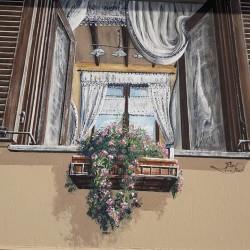 Murales decorazioni interni esterni €11,111 - Villanova Mondovì Fabry il...