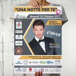 Biglietti €18 - Fossano ''Una Notte Per Te''