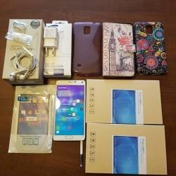 Privato vende Samsung Galaxy Note 4 Originale 32Gb White €400...