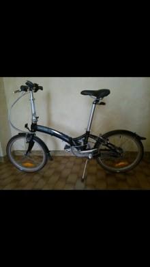 Vendo bici pieghevole marca Dahon usata 2 volte come nuova...