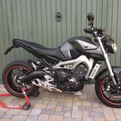 Yamaha MT09 €5,500 - Genola (Utah)