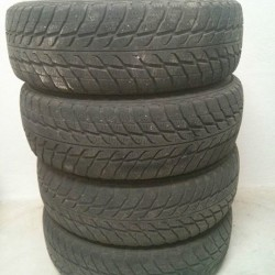 Gomme invernali Marshal 175/75r14 €80 - Cuneo Vendo 4 gomme...