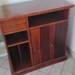 Mobile legno €30 - Borgo San Dalmazzo Mobile legno, necessita...