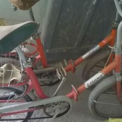 Due bici graziella (60 euro)
