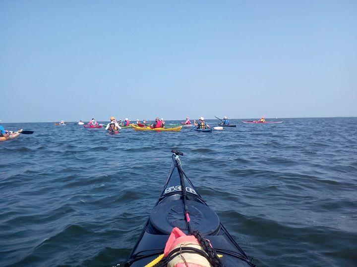 Tecniche Di Salvataggio In Kayak