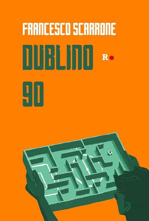 """Presentazione di """"Dublino 90"""" con Francesco Scarrone"""