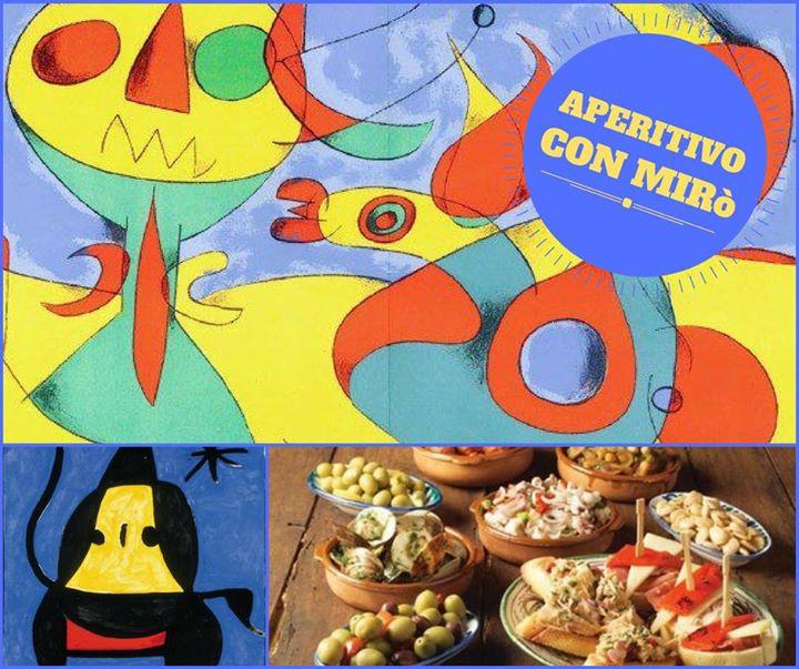 Mirò! Visita guidata + aperitivo catalano