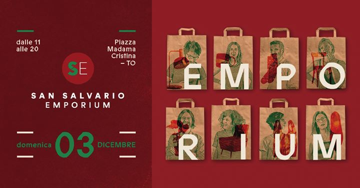 San Salvario Emporium — Christmas Edition