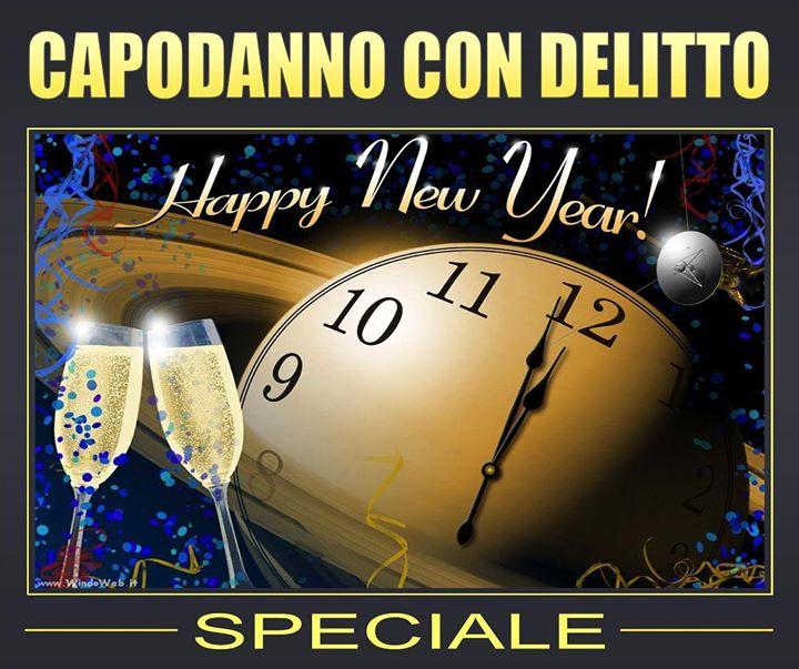 Capodanno con Delitto a Torino (TO)