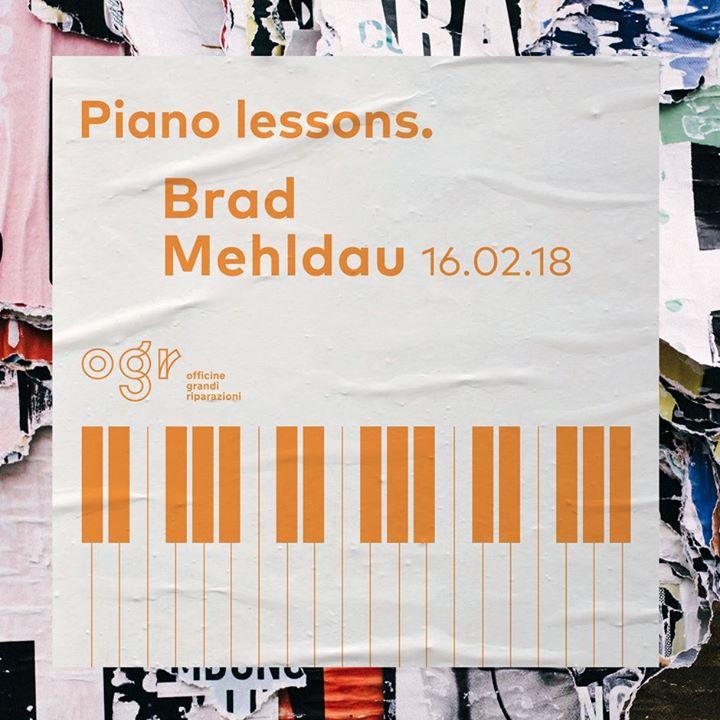 Brad Mehldau. Piano Lessons