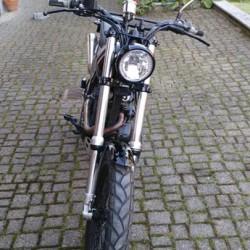 Scrambler su base xl 600 €3,000 - Saluzzo, Piemonte Vendo...
