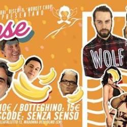 Inviti €10 - Cuneo NO SENSE PARTY Un party fuori...