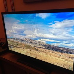 """TV LED TELEFUNKEN 32"""" €110 - 12100 Vendo splendido tv..."""