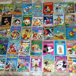 Collezione n. 53 fumetti Topolino €20 - Acqui Terme Eventuale...