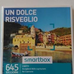 Smartbox un dolce risveglio €20 - Borgo San Dalmazzo Vendo...
