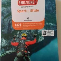 Cofanetto regalo sport e sfide €35 - Borgo San Dalmazzo...