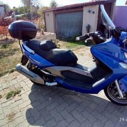 Scooter kimyco 500 €1,700 - 12100 Anno 2005 con soli...