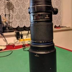 Obiettivo Tamron SP 180mm f/3.5 Di LD Macro per CANON...