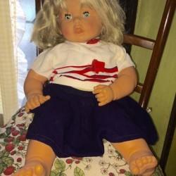 Bambole vintage disponibili