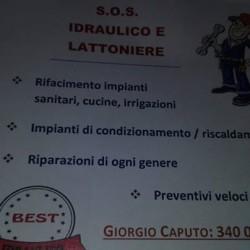 Riparazioni idrauliche €1 - Cherasco Riparazioni di ogni tipo rifacimento...