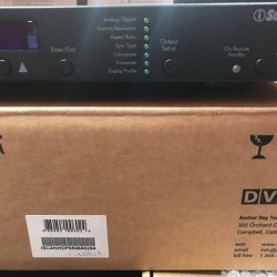 DVDO MM602 IScan HD+ VIDEO PROCESSORE VIDEO SCALING €250 -...