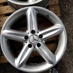 Cerchi Mercedes invernali prezzo trattabile €250 - 12042