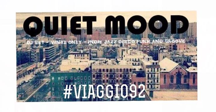 - QUIET MOOD - DJSET