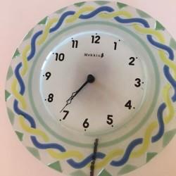 Orologio vetro Murano €15 - 12040 Orologio in vetro di...