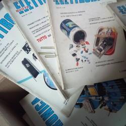 Giornali elettronica €10 - Pianfei Vendo 18 giornali nuova elettronica...