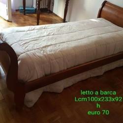 LETTO A BARCA 1 PIAZZA €70 - Cuneo VENDO LETTO...