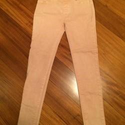 Pantaloni leggings rosa €10 - Fossano Leggings rosa taglia m,...