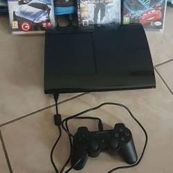Playstation 3 €115 - Fossano Vendesi Playstation 3 500 GB...